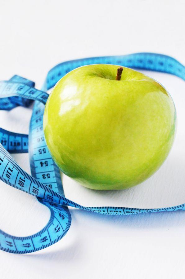 weight loss apple
