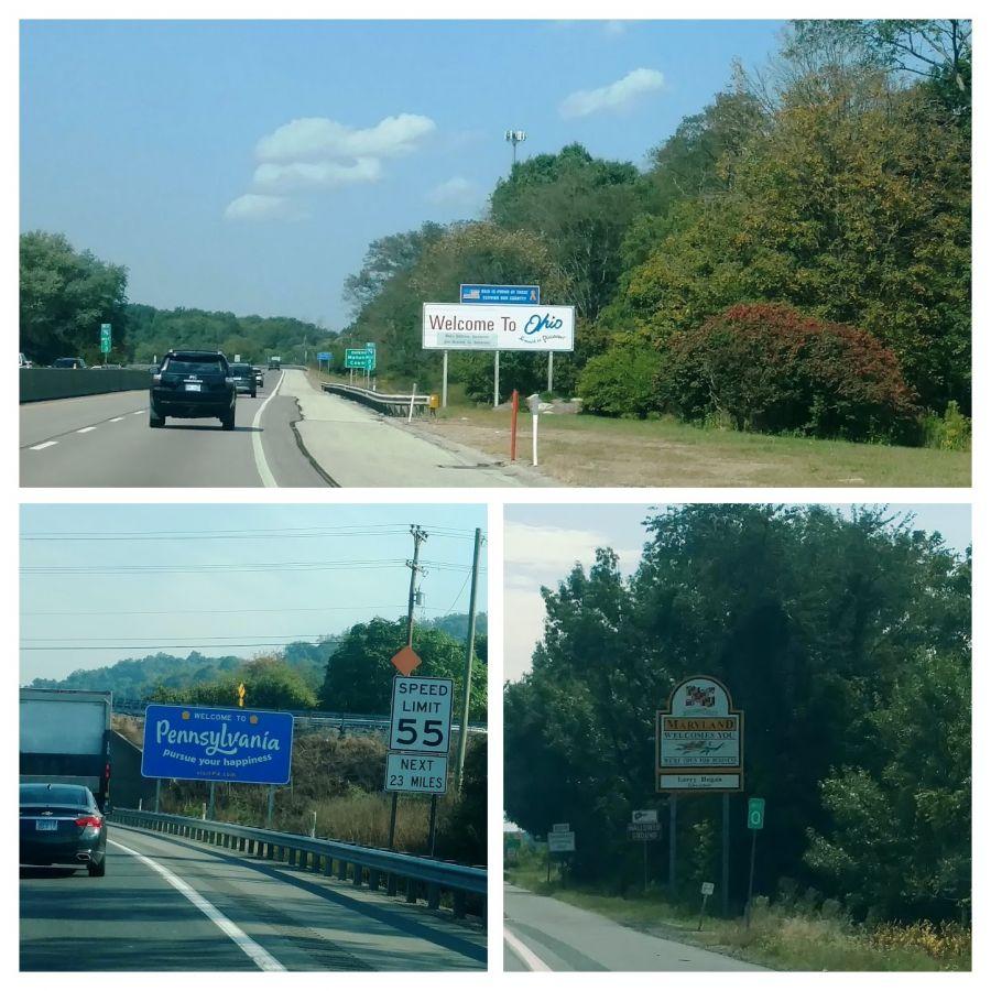 अमेरिका, रोड ट्रीप, usa, 25 state road trip