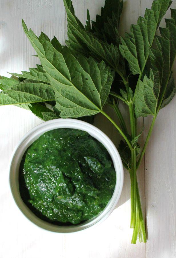 spinach cream