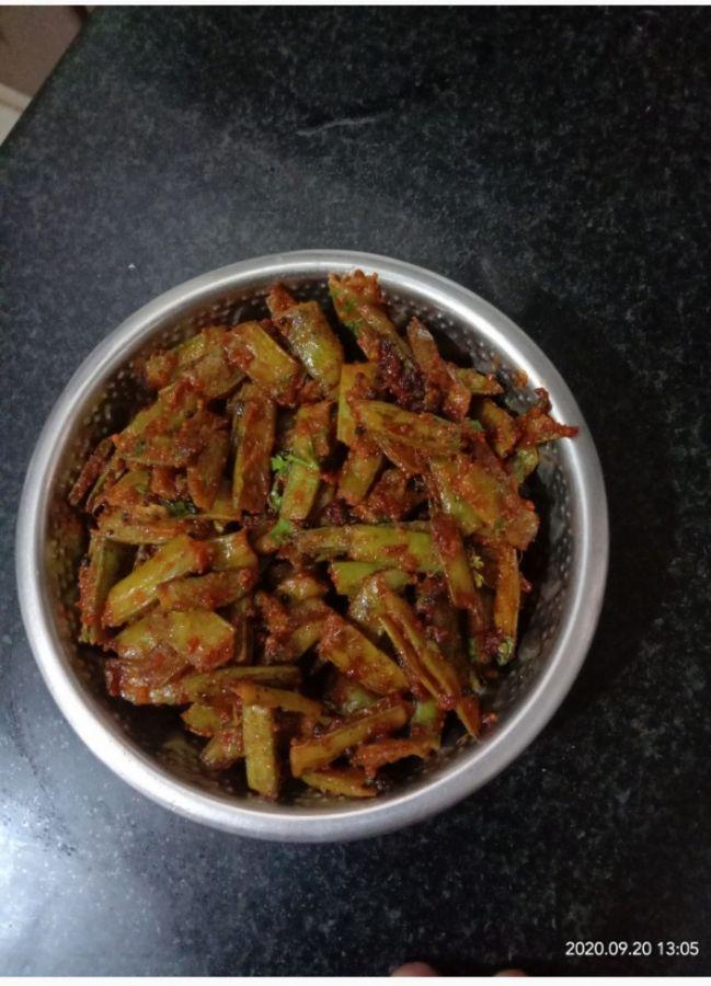 gowarichi bhaji