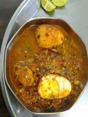 iblis anda curry