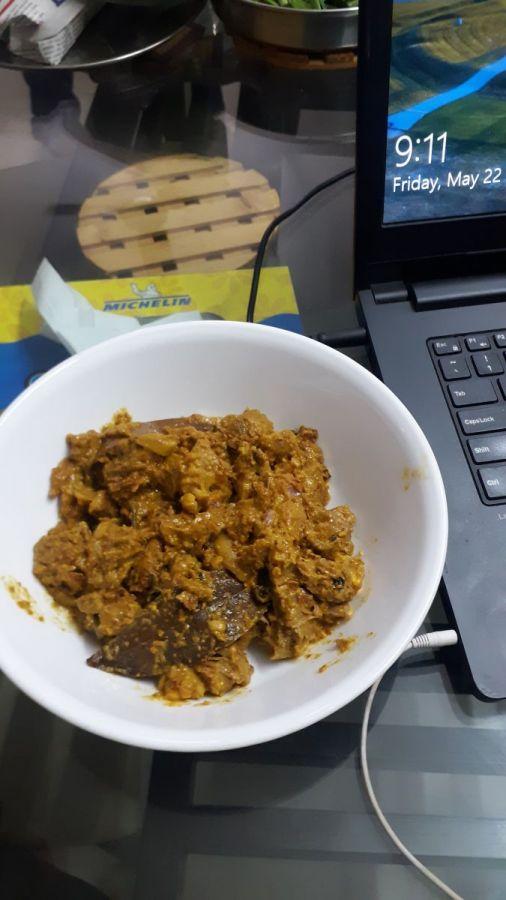 shahi mutton