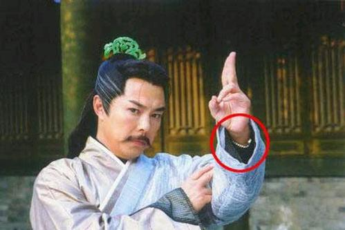 The Last Samurai ..what a watch.. did such a watch exist  in that time.jpg