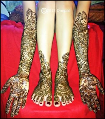 Indian wedding in mehendi.jpg