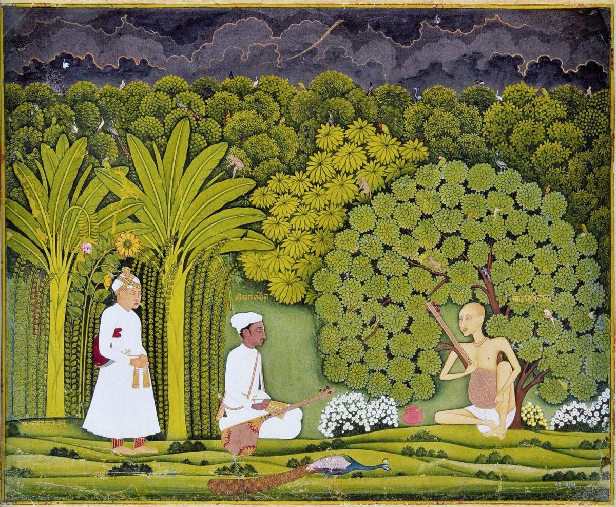 Akbar_and_Tansen_visit_Haridas.jpg